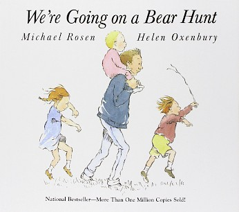 We're Going on a Bear Hunt read by Miss Trigg