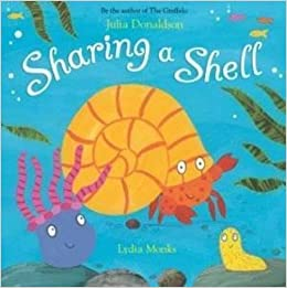 Sharing a Shell, read by Miss Prodrick