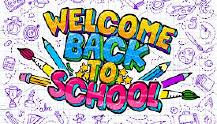 Welcome back Year 1